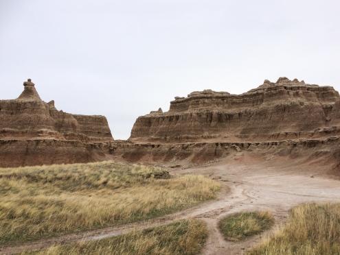 30 badlands south dakota