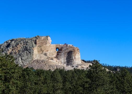 61 black hills south dakota crazy horse monument