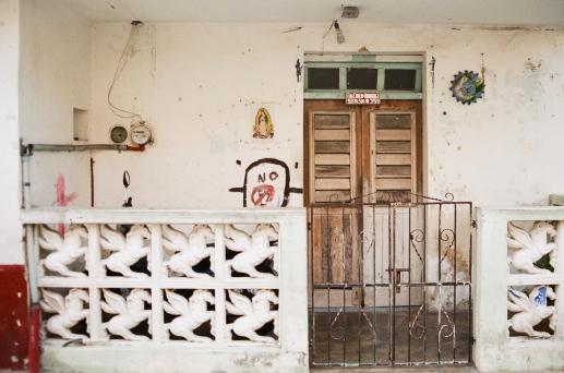 cozumel house 35mm