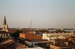 french quarter rooftops 35mm
