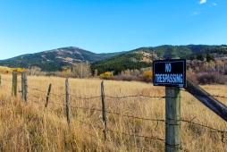25 bozeman montana triple tree hike no trespassing