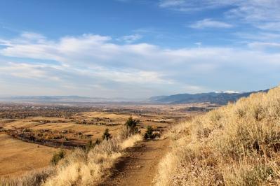 33 bozeman montana triple tree hike