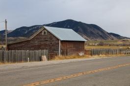 49 barn outside bozeman montana