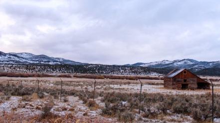 54 montana roadside barn