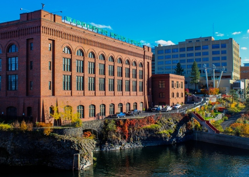 10 washington water power building