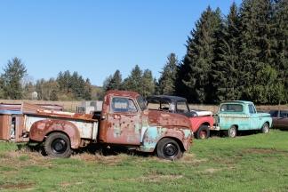 18 tillamook oregon old cars