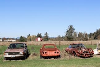 19 tillamook oregon old cars