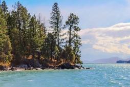 22 flathead lake montana