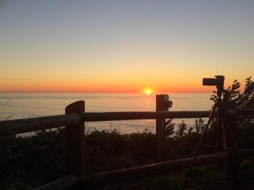 36 tillamook oregon cape meares sunset camera