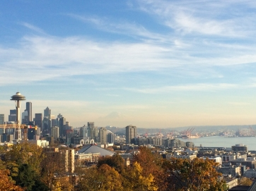 13 kerry park view seattle washinton fall 2107