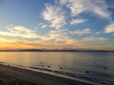 14 alki beach sunset seattle washington fall 2017