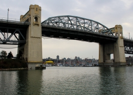 08 burrard bridge false creek vancouver british columbia