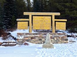 52 continental divide banff kootenay parks canada