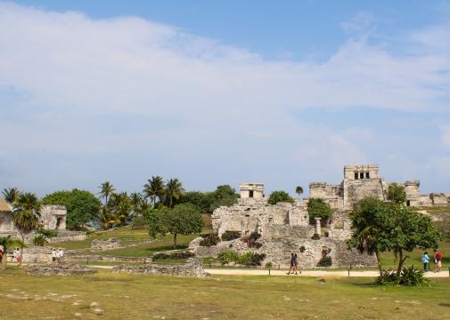 26 tulum ruins