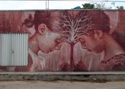46 tulum street art