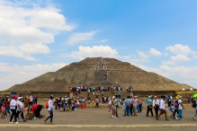 23 teotihuacan pyramid of the sun