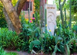09 trotsky house trotsky's grave