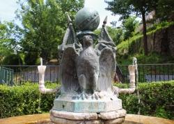 13 hot springs arkansas eagle fountain