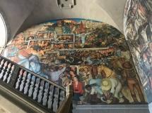 14 rivera palacio nacional mural