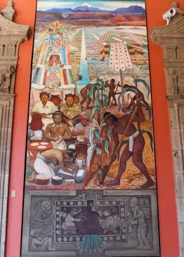 23 rivera palacio nacional mural detail