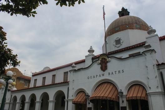 34 hot springs arkansas quapaw bathhouse