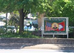 36 hot springs arkansas hometown of bill clinton