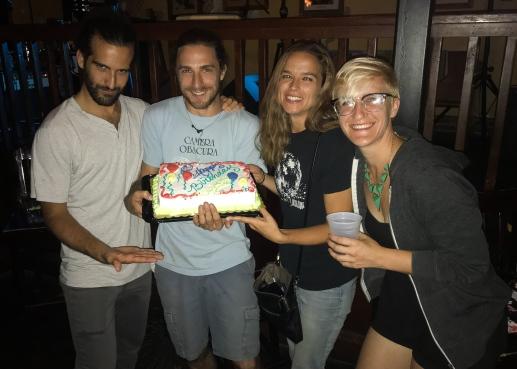44 bday crew cregeen's jonesboro disco risque
