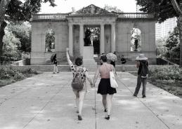 10 wives go to rodin museum philadelphia