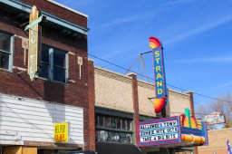 11 strand theatre helper utah
