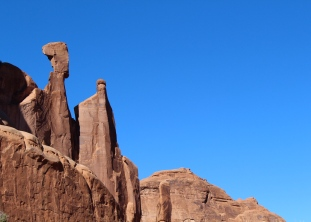 21 arches national park
