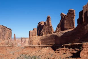 22 arches national park