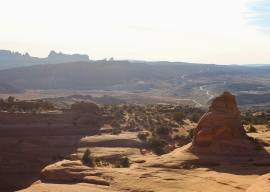 58 arches national park