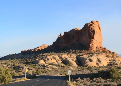 63 arches national park