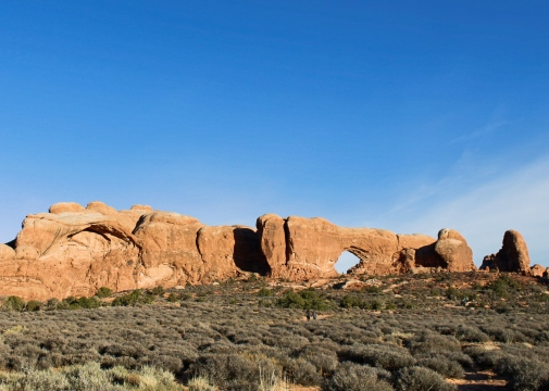 72 arches national park