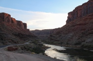 75 colorado river leaving arches national park