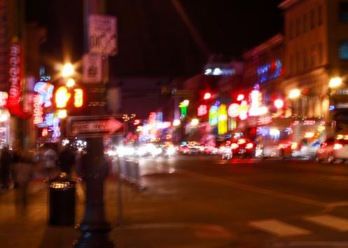 09 blurry broadway nashville