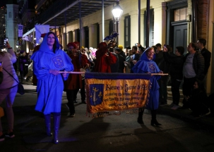 02 joan of arc parade beginning twelfth night new orleans
