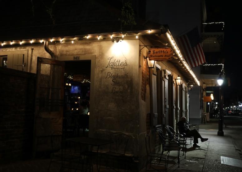 12 lafittes blacksmith shop bar on twelfth night new orleans