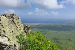 13 curaçao christofell mountain hike