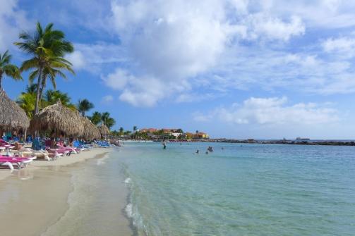 14 mambo beach curaçao