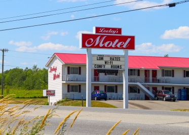 16 lovely's motel maine