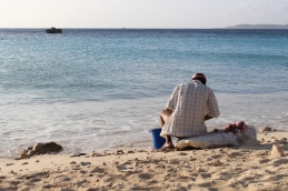 45 curaçao fisherman