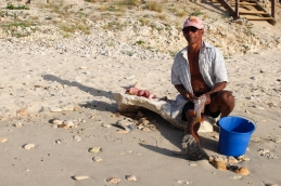 46 curaçao fisherman