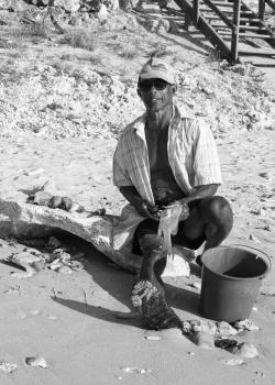 47 curaçao fisherman
