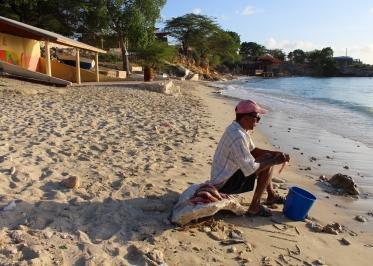 51 curaçao fisherman
