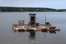 09 new brunswick bay of fundy fishing platform