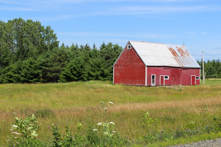 35 nova scotia barn