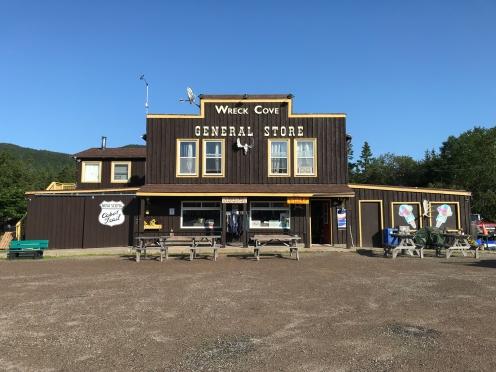 001 cabot trail cape breton nova scotia wreck cove general store
