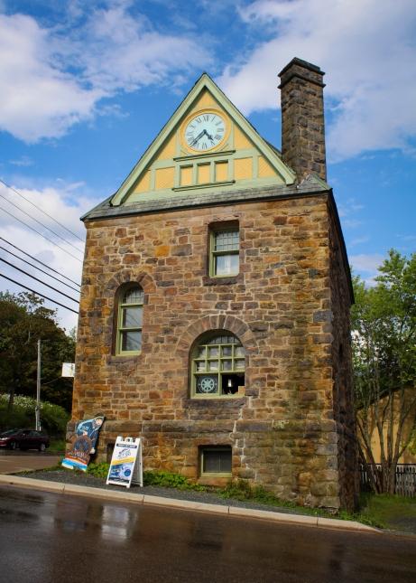 001 cabot trail clock tower baddeck