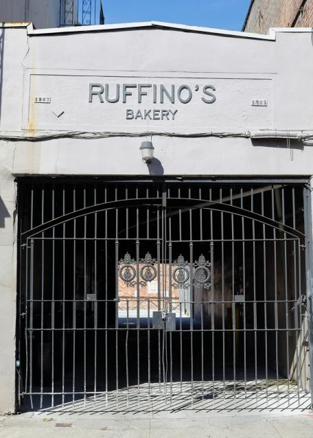 quarantine week 3 - 107 ruffinos bakery